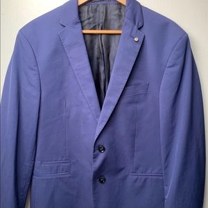 Zara navy color blazer